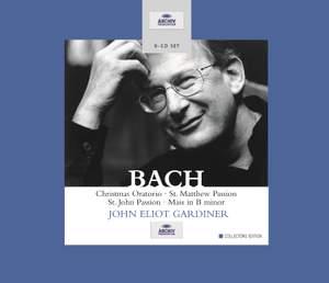 JS Bach: Sacred Vocal Works Product Image