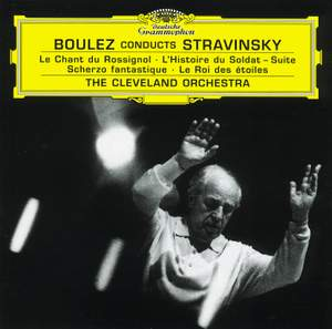Boulez conducts Stravinsky Product Image