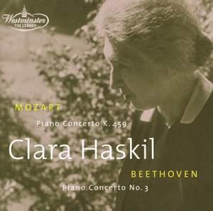 Mozart: Piano Concerto No. 9 & Beethoven: Piano Concerto No. 3