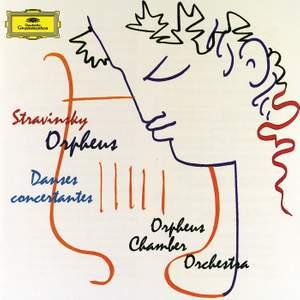 Stravinsky: Orpheus & Danses Concertantes
