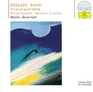 Debussy: String Quartet in G minor, Op. 10, etc.