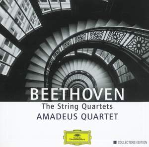 Beethoven - The String Quartets Product Image
