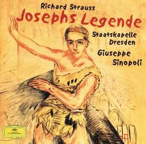 Strauss, R: Josephs-Legende (ballet), Op. 63 Product Image