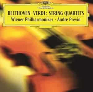 Beethoven & Verdi: String Quartets Product Image