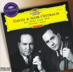 David & Igor Oistrakh Product Image