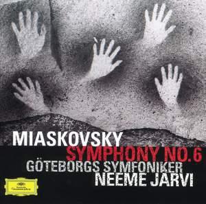 Miaskovsky: Symphony No. 6 in E flat minor, Op. 23 'Revolutionary'