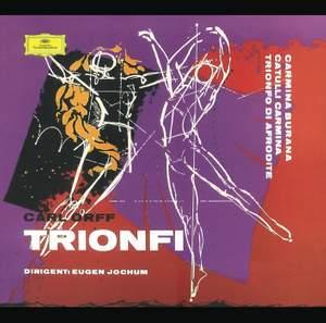 Trionfi - Trittico teatrale