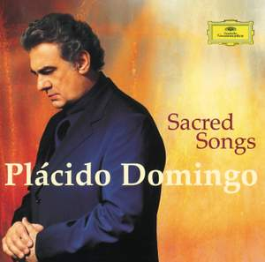 Plácido Domingo - Sacred Songs Product Image