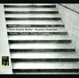 Lutosławski: Piano Concerto, etc.