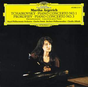 Tchaikovsky: Piano Concerto No. 1 in B flat minor, Op. 23, etc. Product Image