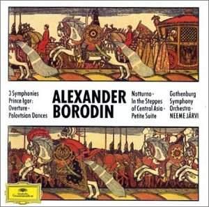 Works of Alexander Borodin