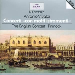 Vivaldi - Concerti 'con molti strumenti'