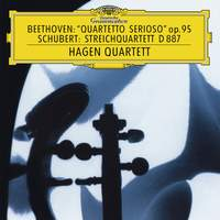 Beethoven: String Quartet No. 11 & Schubert: String Quartet No. 15
