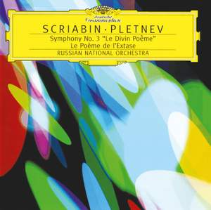 Scriabin: Symphony Nos. 3 & 4 Product Image