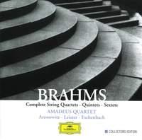 Brahms - Complete String Quartets, Quintets & Sextets