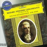 Mozart: Sinfonia Concertante for Violin, Viola & Orchestra in E flat major, K364, etc.
