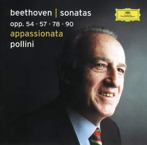 Beethoven: Piano Sonatas Nos. 22-24 & 27