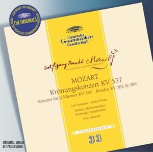 Mozart: Krönungskonzert KV537 Product Image