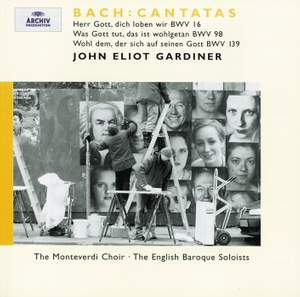 JS Bach: Cantatas for 21st & 23rd Sunday after Trinity and for New Year's Day