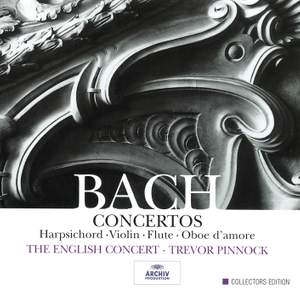 Bach Concertos Product Image