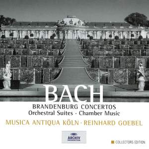 Bach: Orchestral & Chamber Works