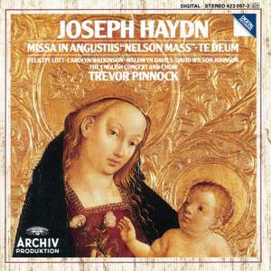 Haydn: Nelson Mass & Te Deum Product Image