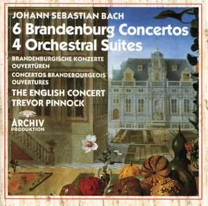 J S Bach: Brandenburg Concertos & Orchestral Suites