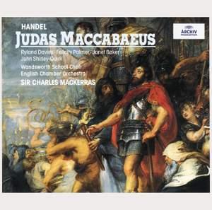Handel: Judas Maccabaeus, HWV 63