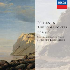 Nielsen: Symphonies Nos. 4 - 6