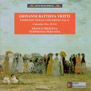 Viotti: Complete Violin Concertos Volume 6 Product Image