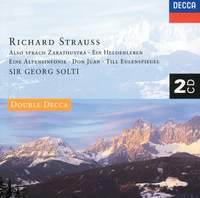 Richard Strauss - The Great Tone Poems