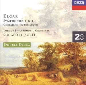 Elgar: Symphony Nos. 1 & 2