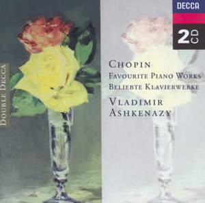 Chopin: Favourite Piano Works Product Image