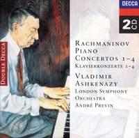 Rachmaninov: Piano Concerto No. 1 in F sharp minor, Op. 1, etc.