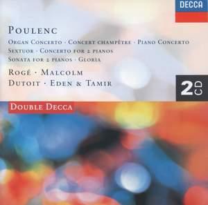 Poulenc: Piano & Organ Concertos