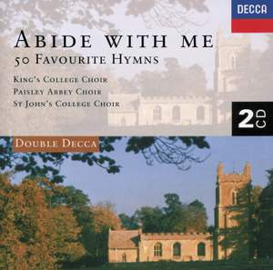 Abide With Me Product Image