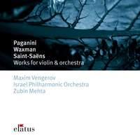 Paganini: Violin Concerto No. 1 in D major, Op. 6, etc.