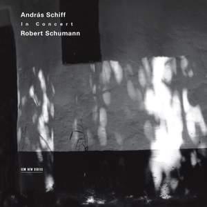 András Schiff plays Schumann In Concert