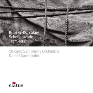 Rimsky Korsakov: Scheherazade, Op. 35, etc. Product Image