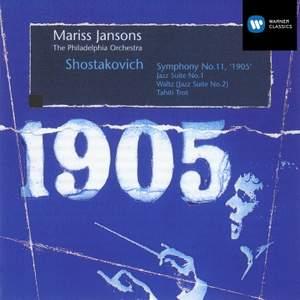 Shostakovich: Symphony No. 11 in G minor, Op. 103 'The year 1905', etc.