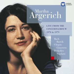 Martha Argerich Live from the Concertgebouw 1978-79