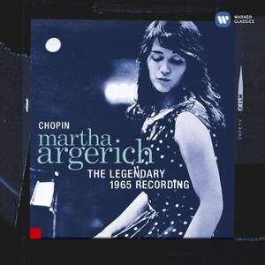 Martha Argerich - The Legendary 1965 Recording Product Image