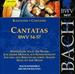 Bach - Cantatas Vol. 18