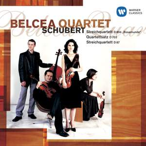 Schubert: String Quartet No. 13 in A minor, D804 'Rosamunde', etc.