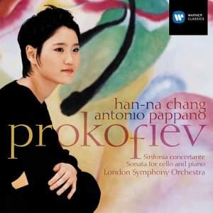 Prokofiev: Sinfonia Concertante in E minor for cello & orchestra, Op. 125, etc.
