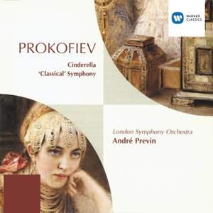 Prokofiev: Cinderella, Op. 87, etc.