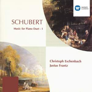 Schubert - Music for Piano Duet Volume 1