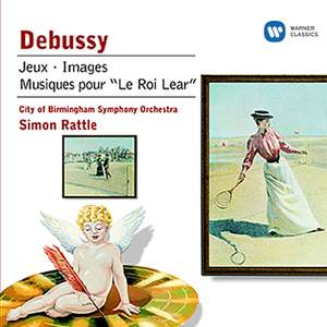 Debussy: Images for orchestra, L. 122, etc.