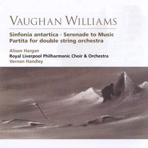 Vaughan Williams: Partita for double string orchestra, etc.