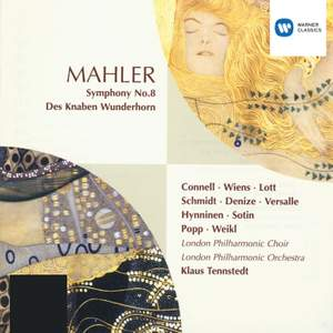 Mahler: Symphony No. 8 in E flat major 'Symphony of a Thousand', etc.